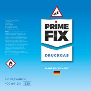 3 x 400 ml Druckgas-Reiniger / Druckluftspray