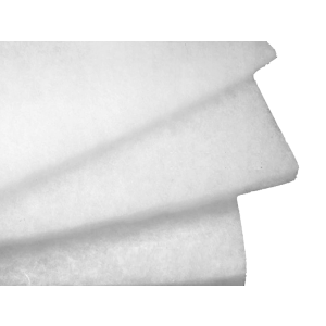 Polsterwatte 1,5m breit 2cm - 200g/m²
